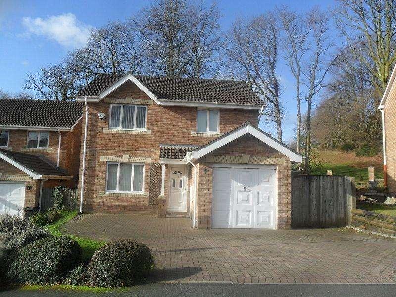 4 Bedrooms Detached House for sale in Maes Y Cornel , Rhos, Pontardawe.