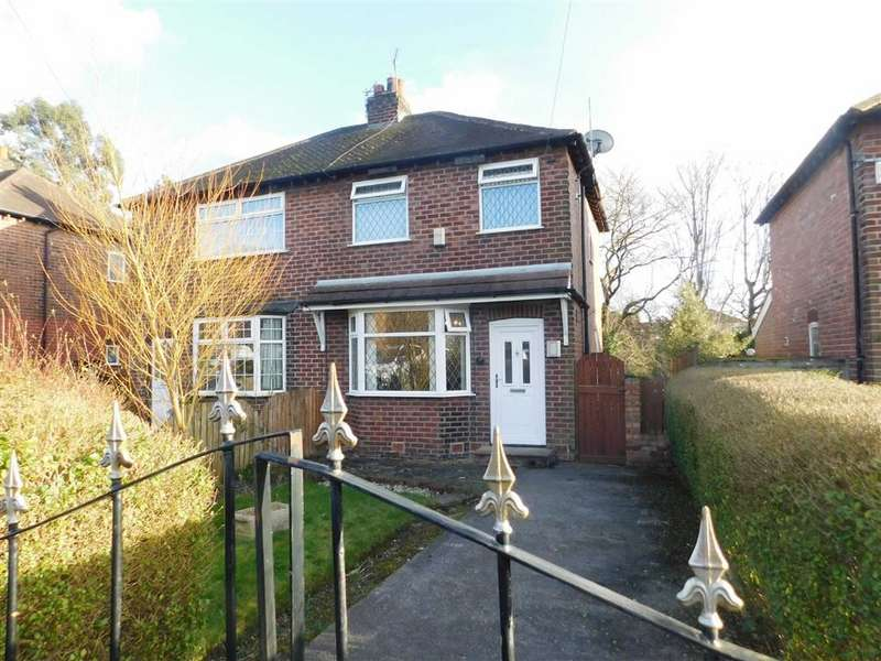 2 Bedrooms Property for sale in Edward Avenue, Bredbury, Stockport