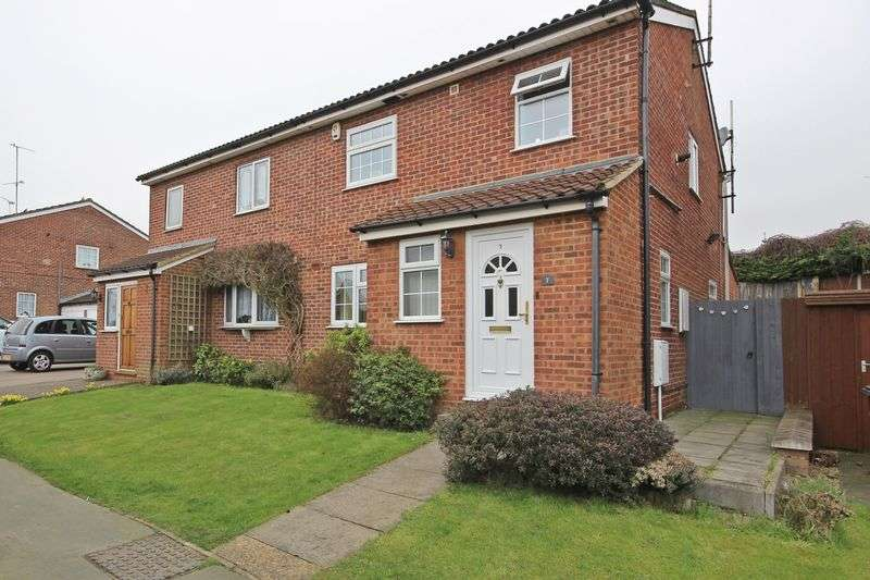 3 Bedrooms Semi Detached House for sale in Wigmore