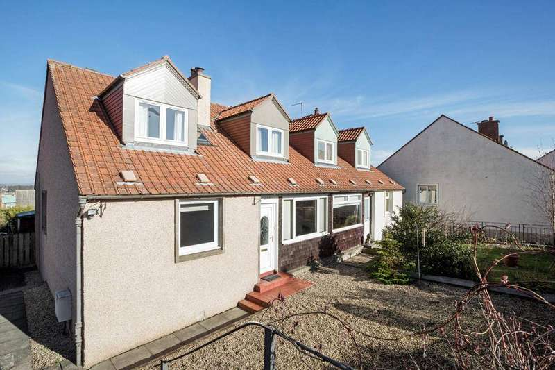 4 Bedrooms Semi Detached House for sale in 209 Redford Road, Colinton, EH13 9NJ