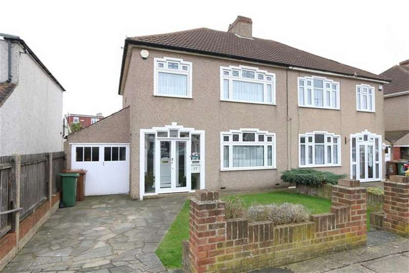 3 Bedrooms Semi Detached House for sale in First Avenue, Bexleyheath, Kent, DA7