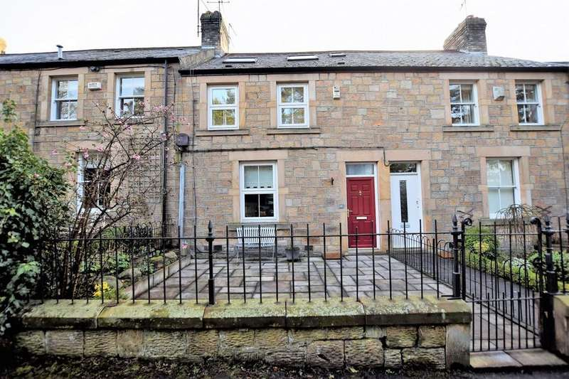 3 Bedrooms Terraced House for sale in Algernon Terrace, Wylam