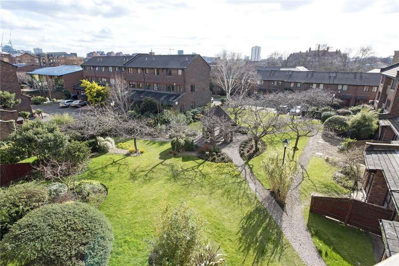 2 Bedrooms Flat for sale in Maltings Place, London, SW6