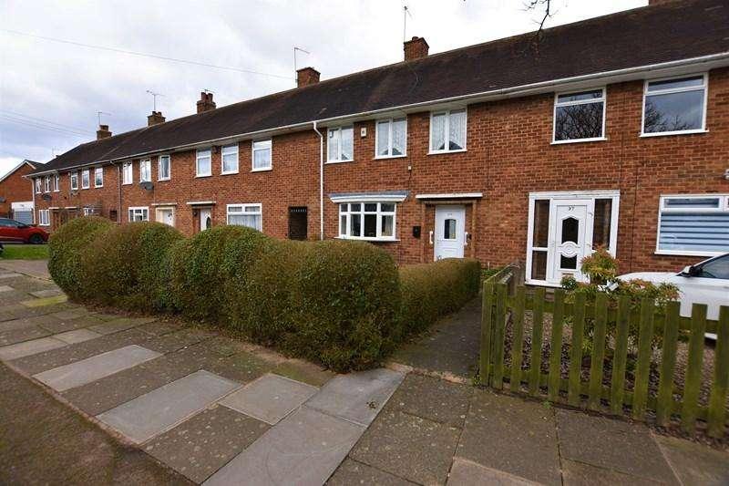 3 Bedrooms Terraced House for sale in Pitman Road, Quinton, Birmingham