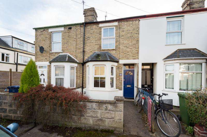 2 Bedrooms Terraced House for sale in Cricket Road, Oxford, Oxfordshire