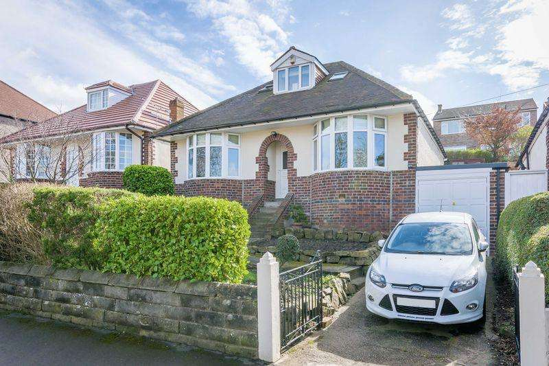 4 Bedrooms Detached Bungalow for sale in Manchester Road, Crosspool, Sheffield