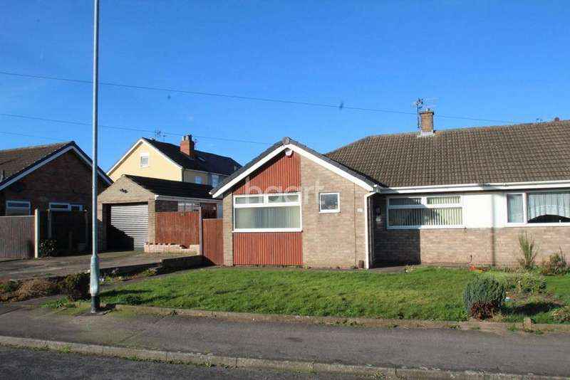 2 Bedrooms Bungalow for sale in Glendon Drive, Hucknall