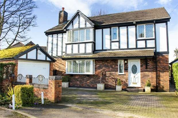 5 Bedrooms Detached House for sale in Tempest Chase, Lostock, Bolton, Lancashire