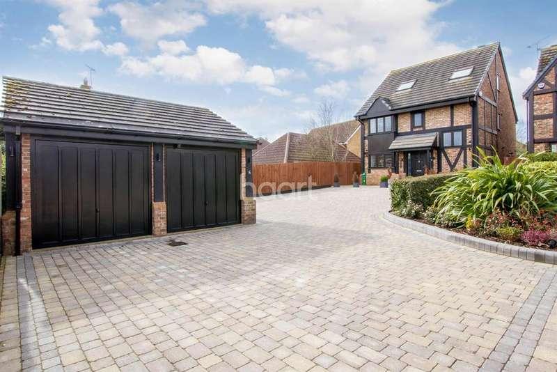 5 Bedrooms Detached House for sale in Stunning Five Bedroom Detached On Milburn Close