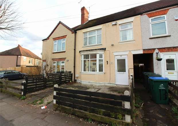 3 Bedrooms Detached House for sale in Briscoe Road, Holbrooks, Coventry