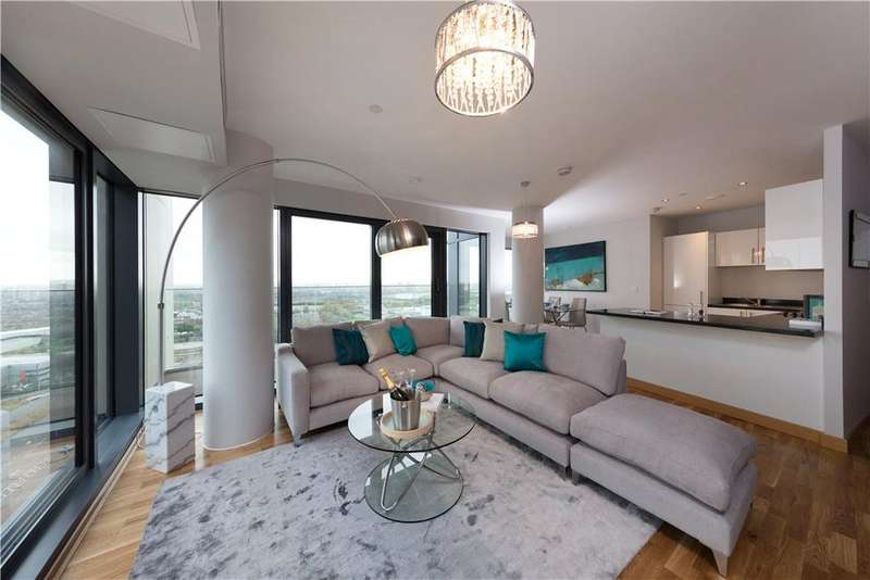 3 Bedrooms Flat for sale in Stratford High Street, E15