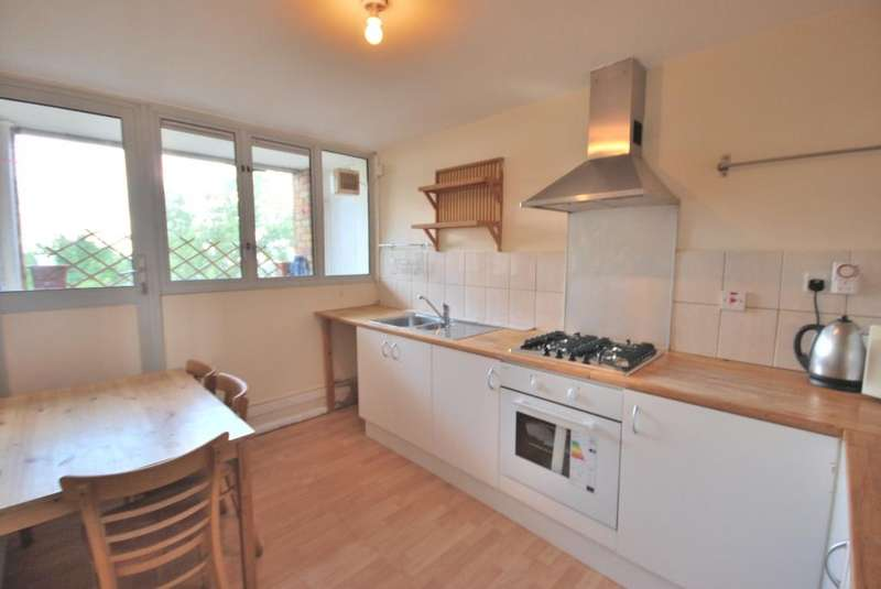 3 Bedrooms Flat for sale in Overhill Road East Dulwich SE22