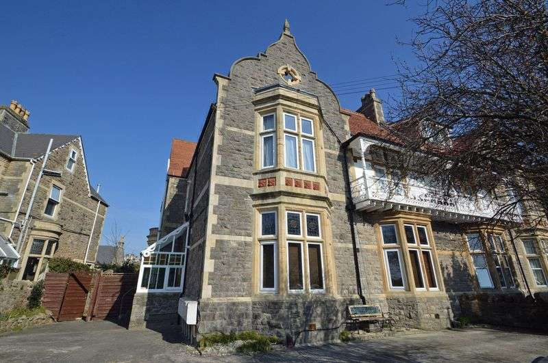 2 Bedrooms Flat for sale in Mature position in the heart of Clevedon