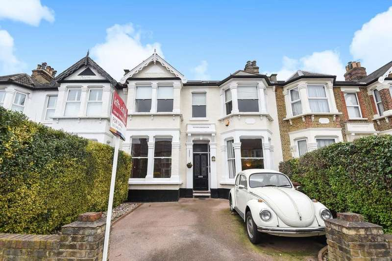 4 Bedrooms Terraced House for sale in Broadfield Road, Catford, SE6