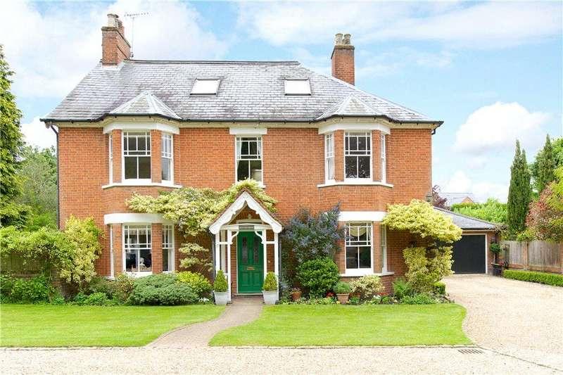 7 Bedrooms Unique Property for sale in Mentone Avenue, Aspley Guise, Milton Keynes, Bedfordshire