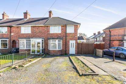 3 Bedrooms End Of Terrace House for sale in Gorleston Grove, Birmingham, West Midlands