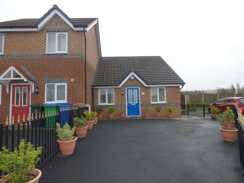 2 Bedrooms Property for sale in Lorton Close, Middleton, Manchester, M24