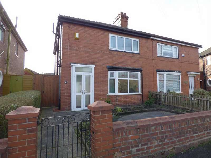 3 Bedrooms Property for sale in Kew Gardens, Moston, Manchester, M40