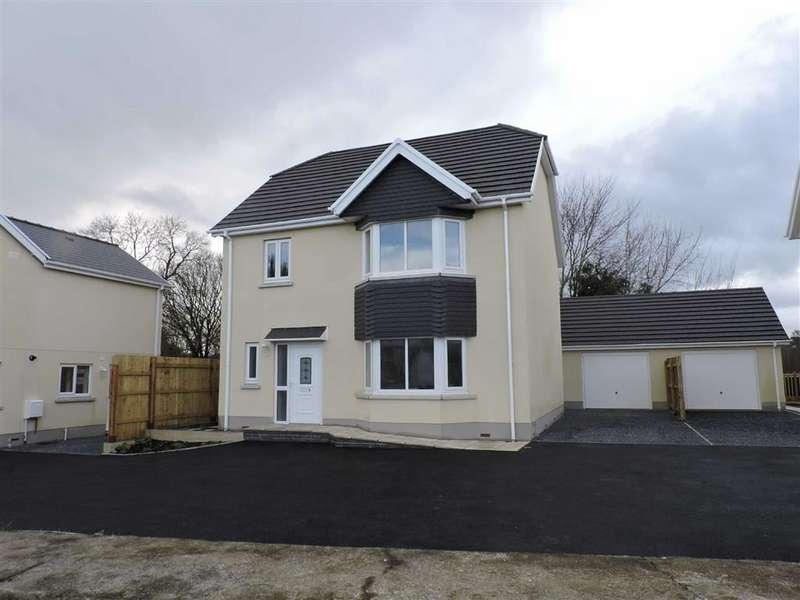 4 Bedrooms Property for sale in Llandybie Road, Ammanford