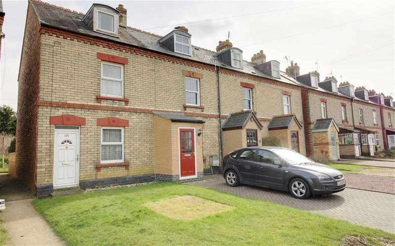 3 Bedrooms End Of Terrace House for sale in Gloucester Road, Stonehouse, Gloucestershire