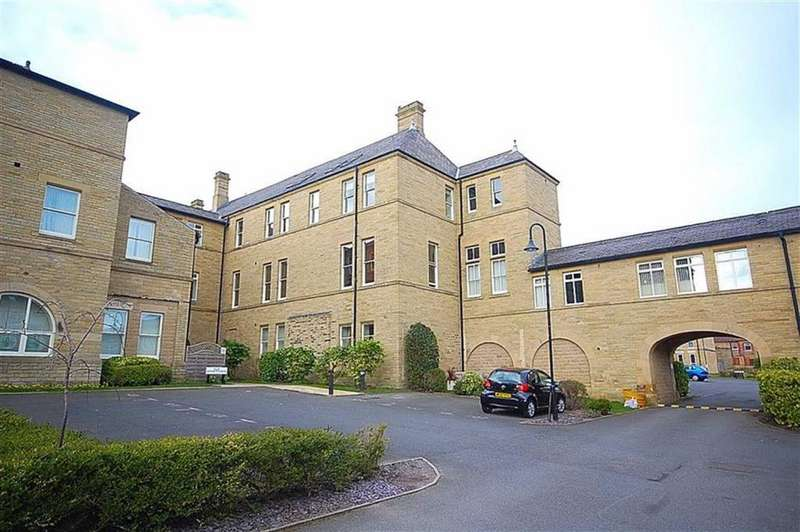 2 Bedrooms Apartment Flat for sale in Richmond House Apartments, Charlotte Close, Halifax, HX1