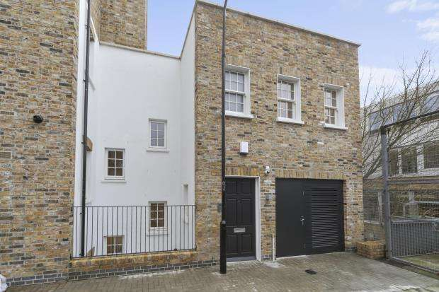 3 Bedrooms Terraced House for sale in Craddock Street, Kentish Town, London, NW5