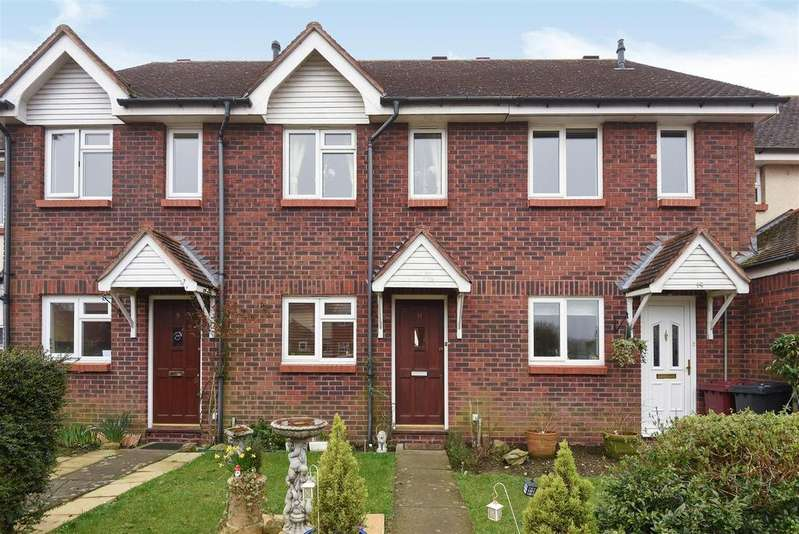 2 Bedrooms Terraced House for sale in Bywater Way, Donnington