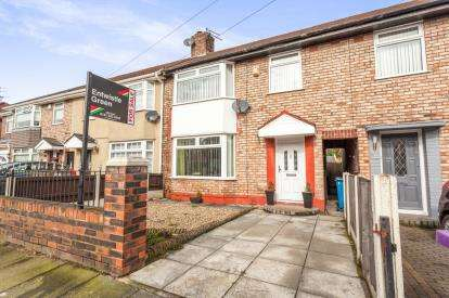 3 Bedrooms Terraced House for sale in Rudyard Road, Liverpool, Merseyside, United Kingdom, L14