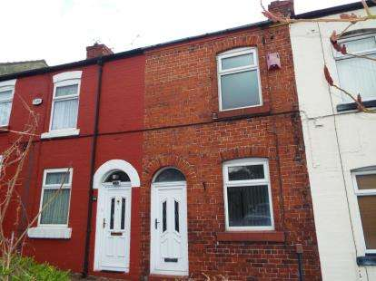 2 Bedrooms Terraced House for sale in Bond Street, Prescot, Merseyside, L34