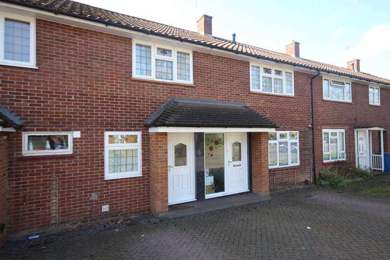 4 Bedrooms Terraced House for sale in Priestwood Avenue, Priestwood