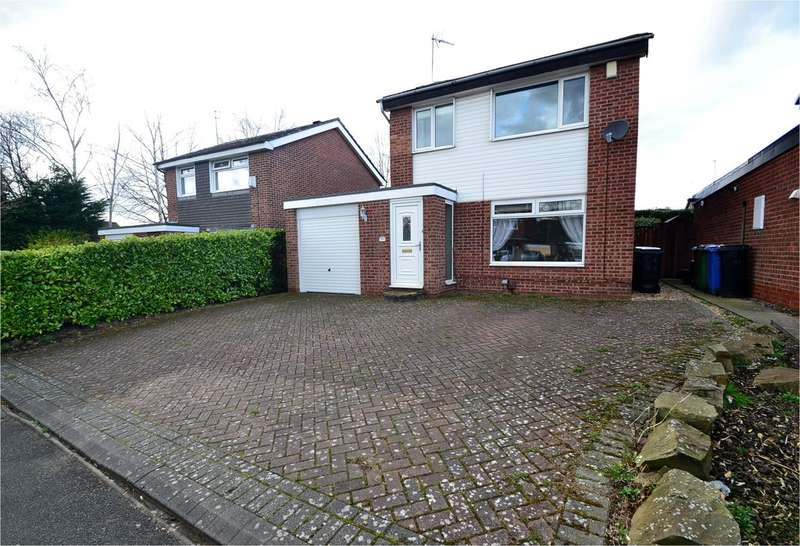3 Bedrooms Detached House for sale in Turnstone Road, Offerton, Stockport SK2 5XT