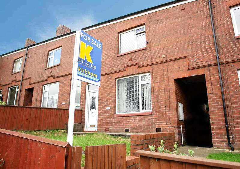 2 Bedrooms Terraced House for sale in 58 Counthill Road, Oldham
