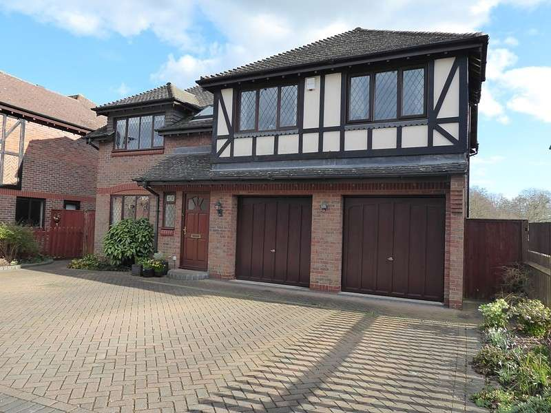 5 Bedrooms Detached House for sale in The Drove, Horton Heath, SO50
