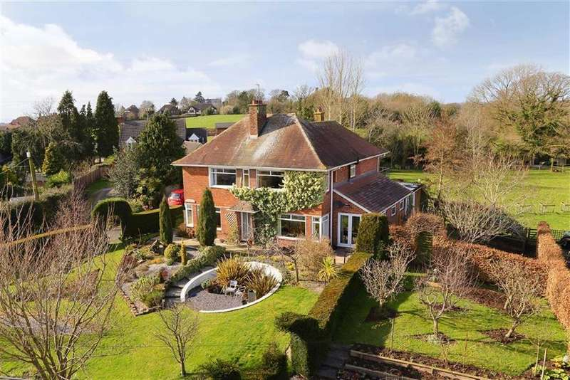 4 Bedrooms Detached House for sale in Near Whitchurch, SY13