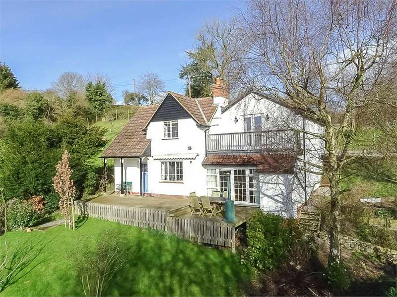 4 Bedrooms Detached House for sale in Common Hill, Fownhope, Herefordshire