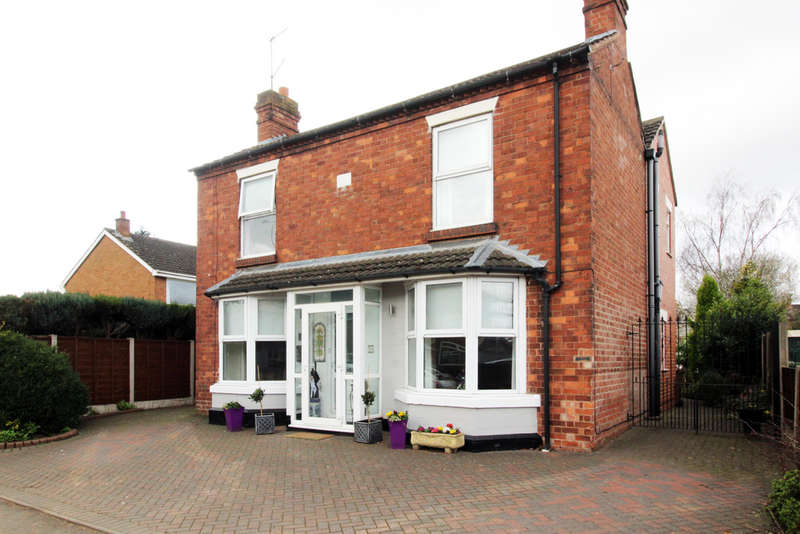 4 Bedrooms Detached House for sale in Minster Road, Stourport-On-Severn, Stourport-On-Severn, DY13