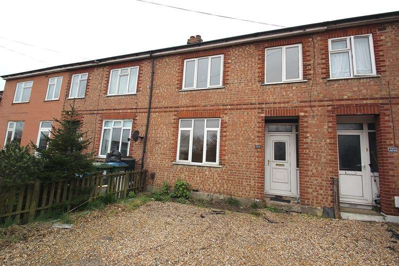 3 Bedrooms Terraced House for sale in Gosport Road, Fareham