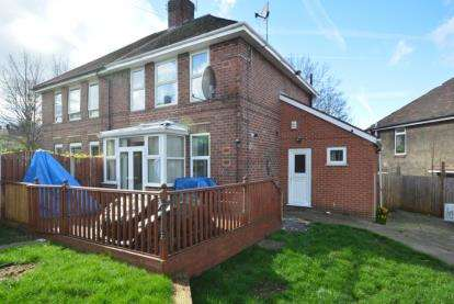 3 Bedrooms Semi Detached House for sale in Molineaux Road, Shiregreen, Sheffield