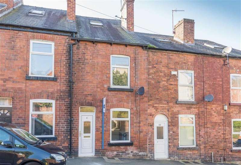 3 Bedrooms Terraced House for sale in Cross Chantrey Road, Woodseats, Sheffield, S8