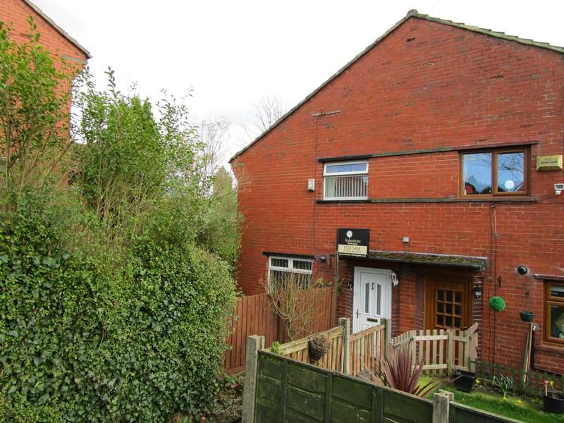 3 Bedrooms Semi Detached House for sale in The Grove, Shaw