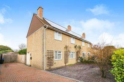 3 Bedrooms Semi Detached House for sale in Wingate Road, Harlington, Dunstable, Bedfordshire