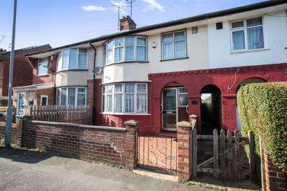 3 Bedrooms Terraced House for sale in Pembroke Avenue, Luton, Bedfordshire, Leagrave