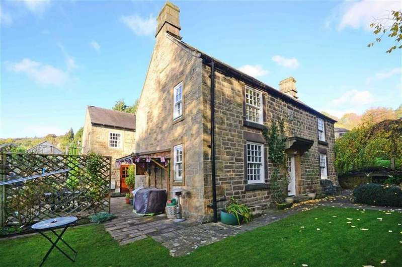 4 Bedrooms Detached House for sale in Oak Cottage, Moor Lane, Darley Dale, Matlock, Derbyshire, DE4