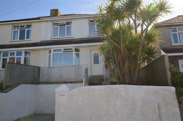 3 Bedrooms Semi Detached House for sale in Penn Lane, Brixham, Devon