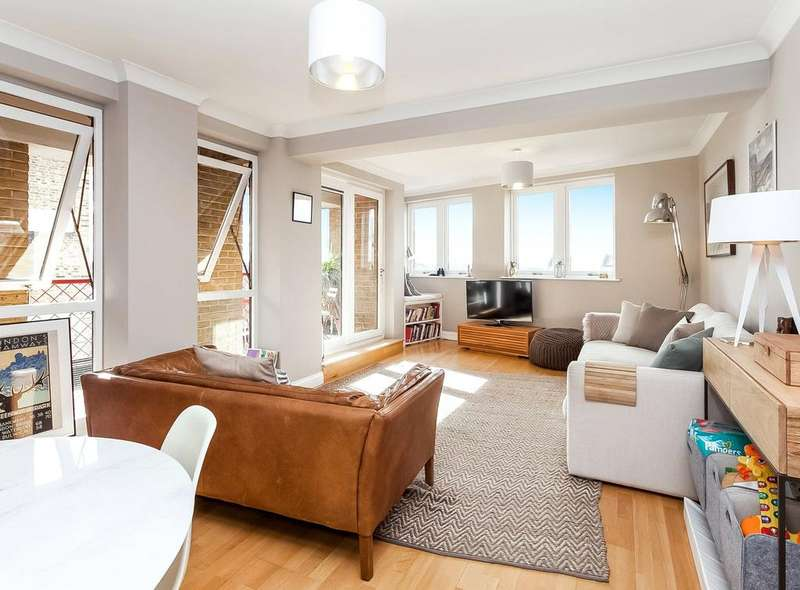 2 Bedrooms Apartment Flat for sale in Gun Place, 86 Wapping Lane, London, E1W