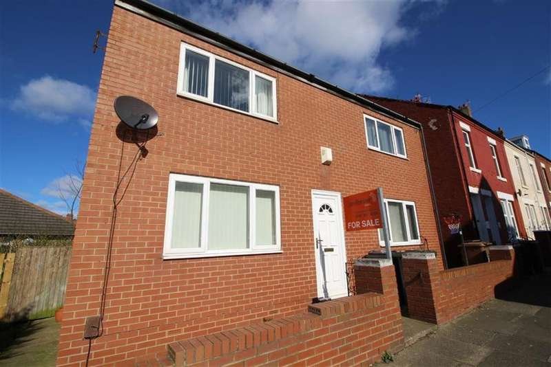 3 Bedrooms Detached House for sale in Braeside Terrace, Whitley Bay