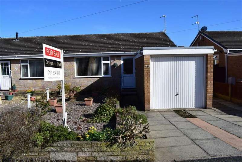2 Bedrooms Semi Detached Bungalow for sale in Jasmine Close, CH49