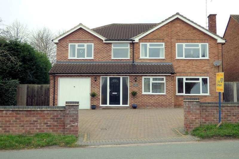 6 Bedrooms Detached House for sale in Wales Lane, Barton Under Needwood