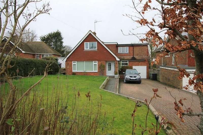 4 Bedrooms Detached House for sale in Greenacres, WESTFIELD, East Sussex