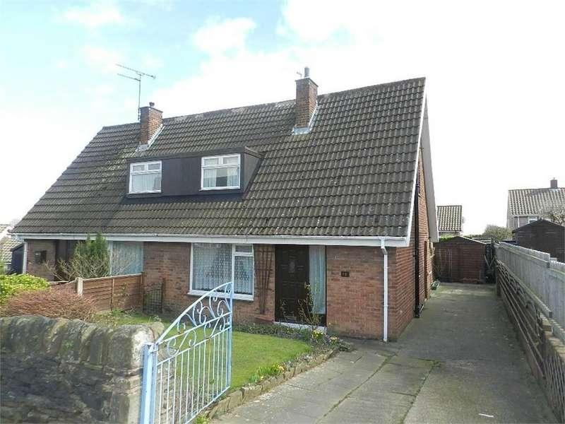 3 Bedrooms Semi Detached House for sale in Bracken Hill, Burncross, Sheffield